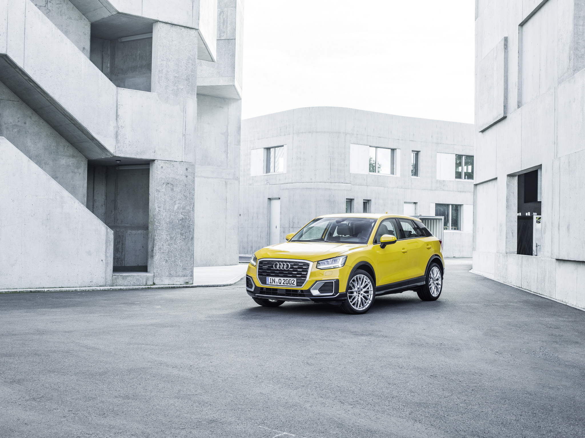 Summer In Zurich With The Audi Q2 5