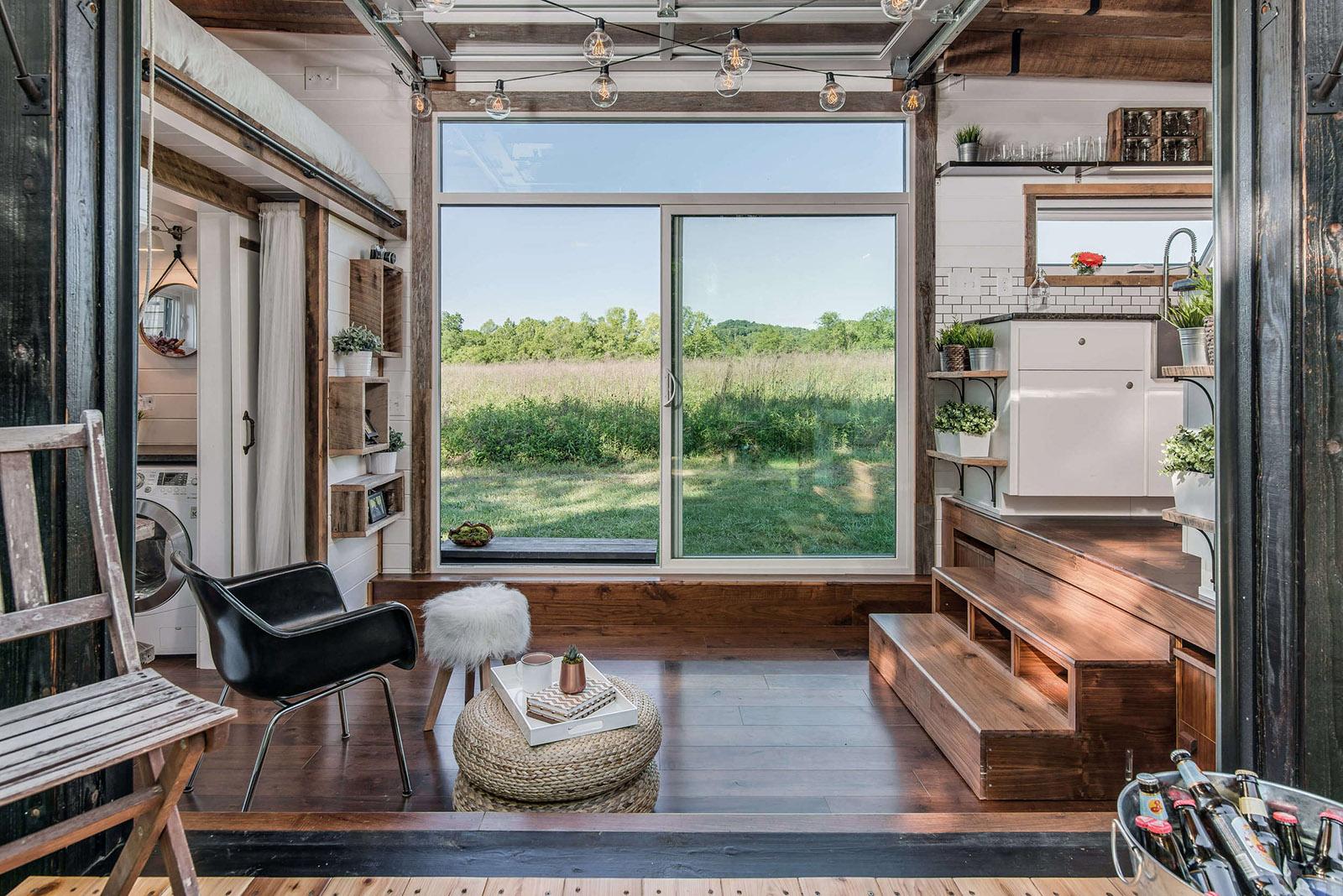 Das Alpha Tiny Home macht die Welt zum Zuhause 5