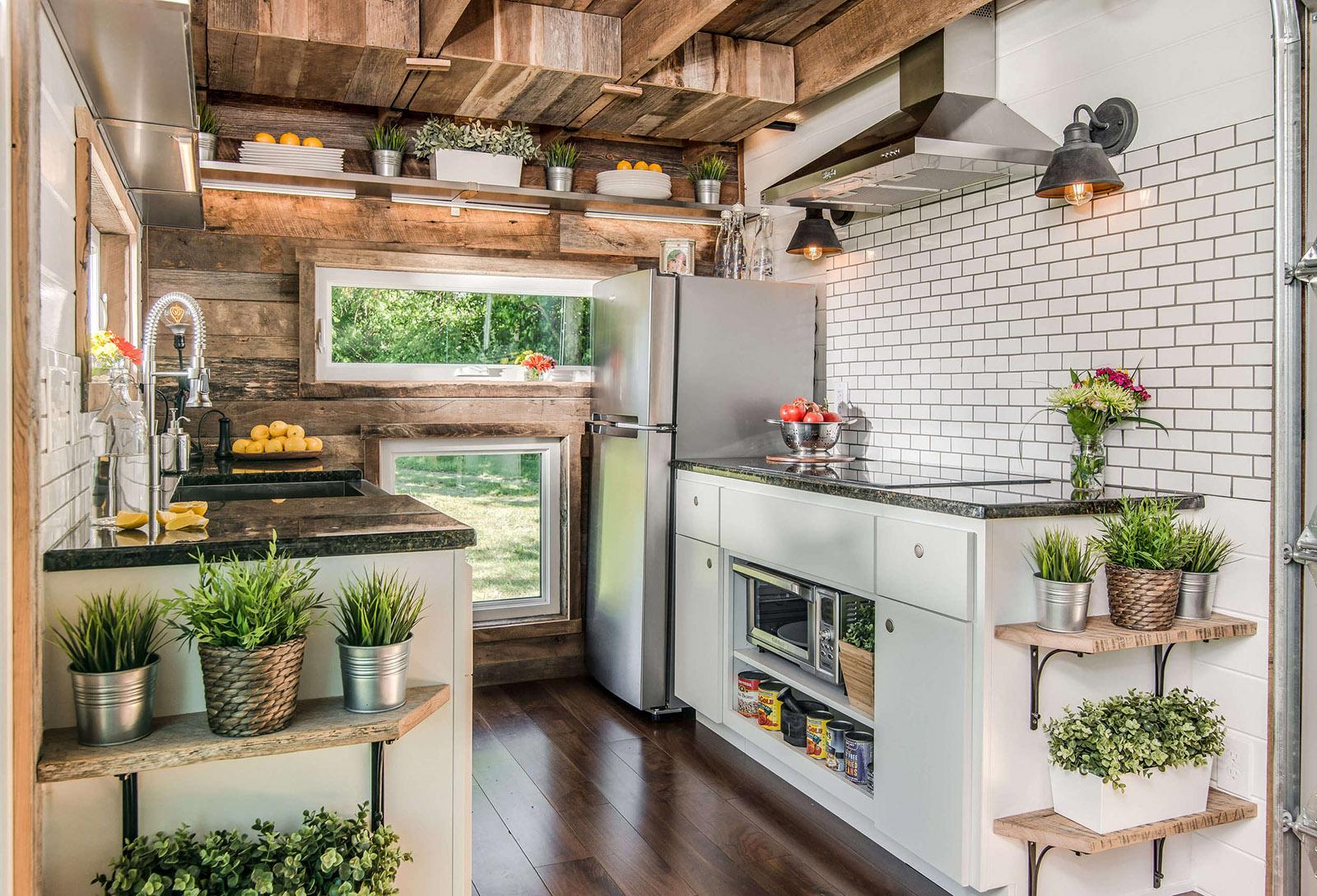 Das Alpha Tiny Home macht die Welt zum Zuhause 7