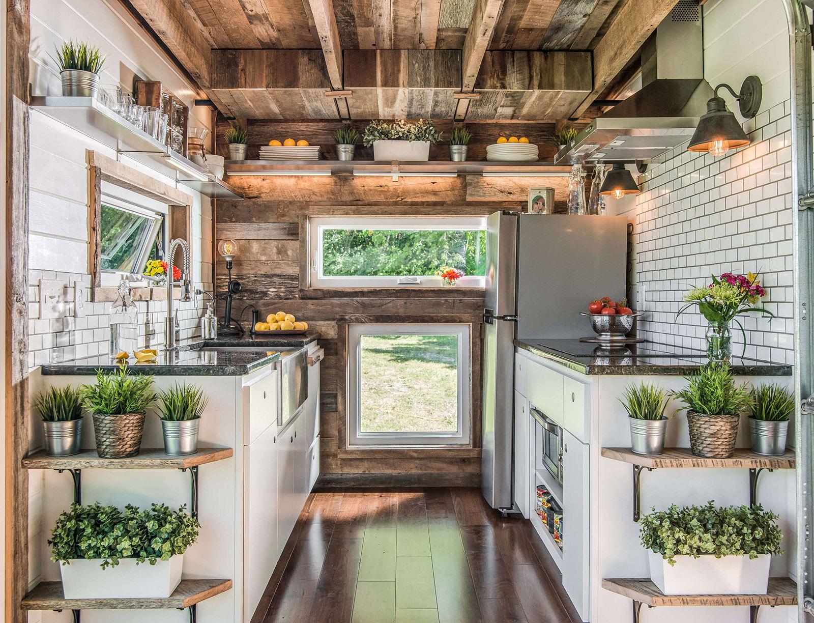 Das Alpha Tiny Home macht die Welt zum Zuhause 8