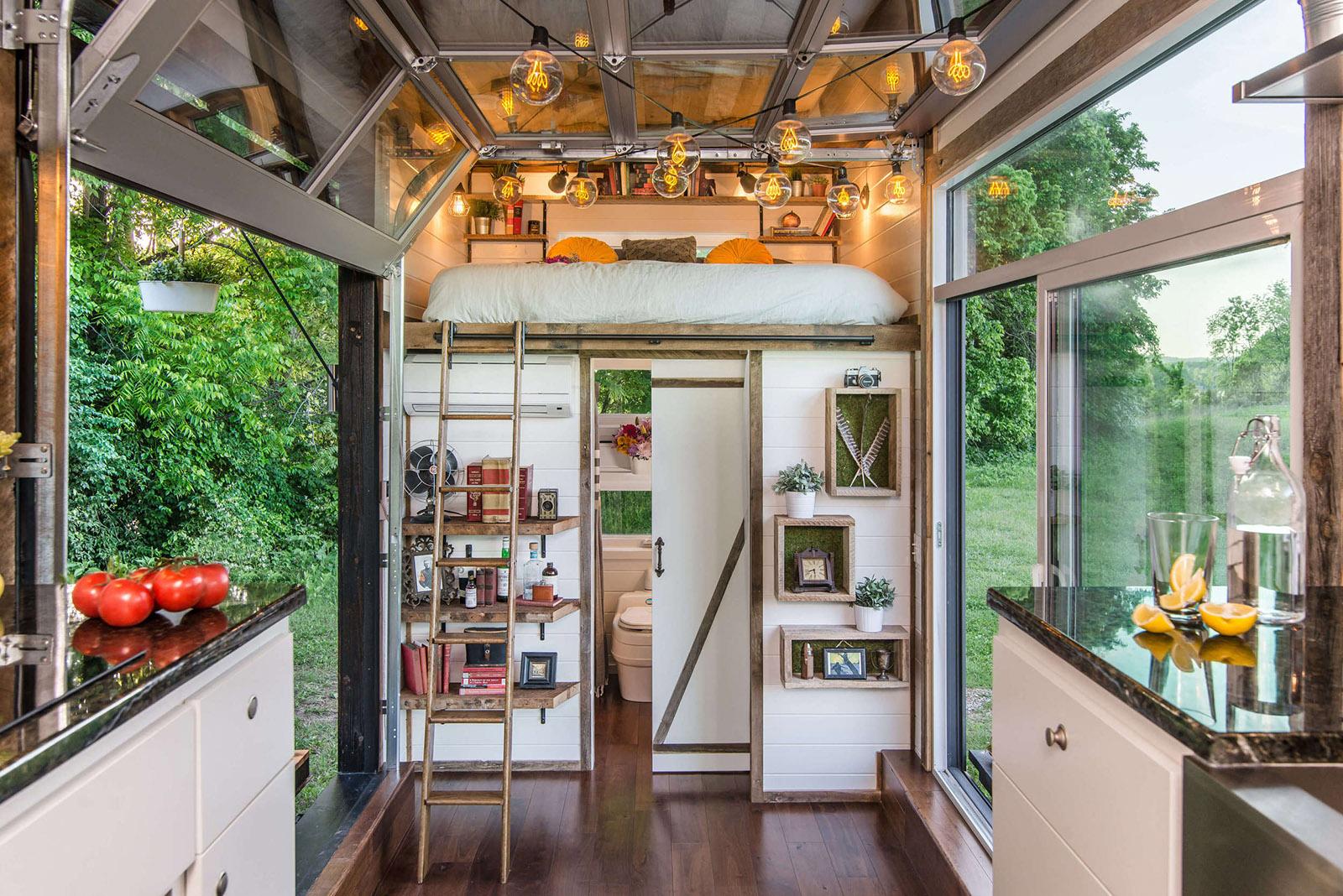 Das Alpha Tiny Home macht die Welt zum Zuhause 12