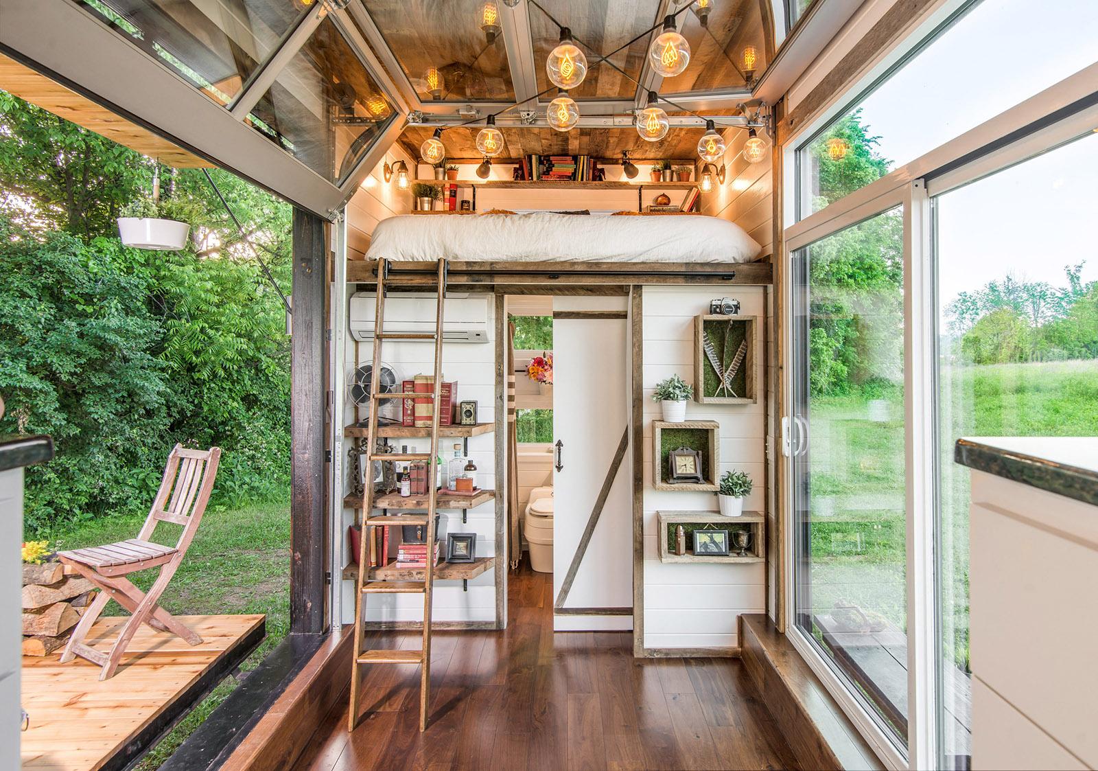 Das Alpha Tiny Home macht die Welt zum Zuhause 13