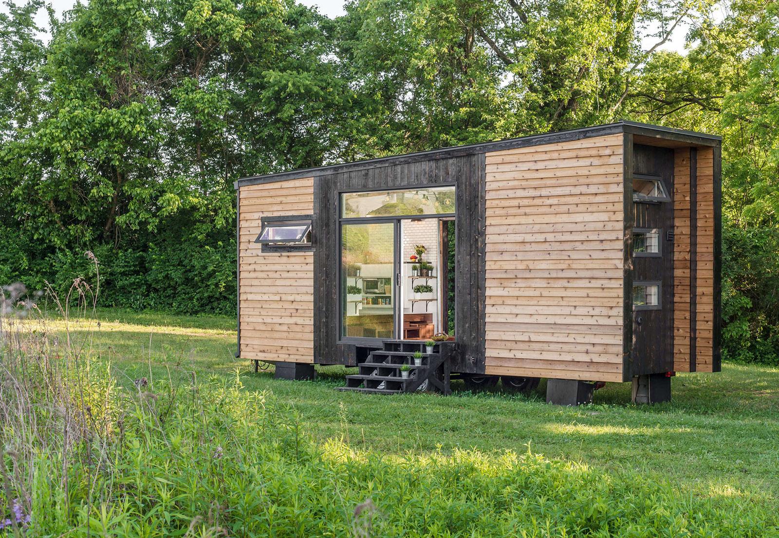 Das Alpha Tiny Home macht die Welt zum Zuhause 20