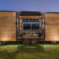 Das Alpha Tiny Home macht die Welt zum Zuhause