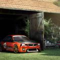 BMW 2002 Hommage feiert Geburt des Turbomotors