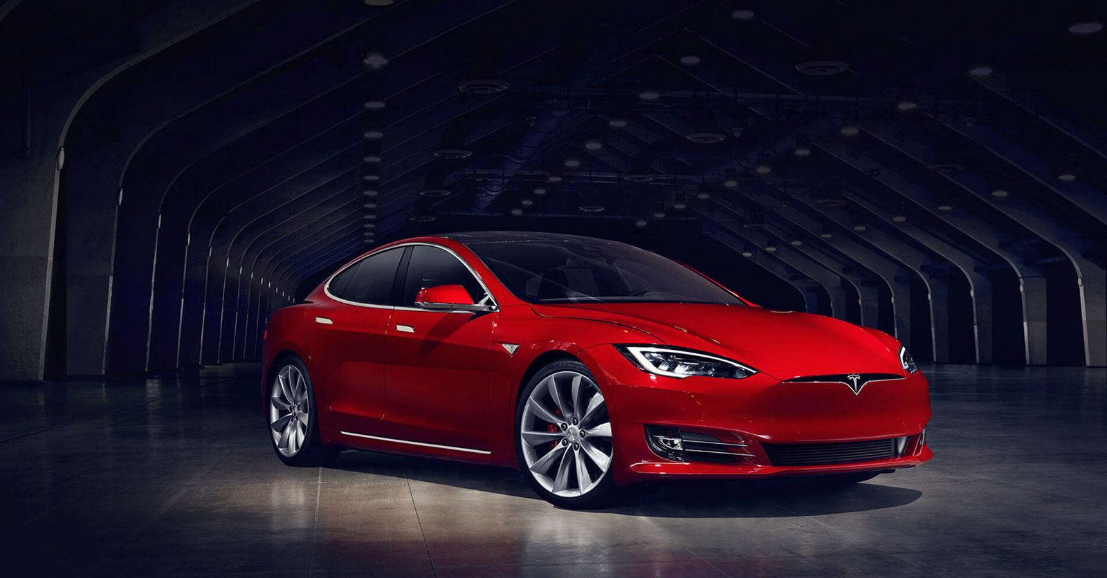 Das schnellste Serienfahrzeug der Welt: Der Tesla P100D 2