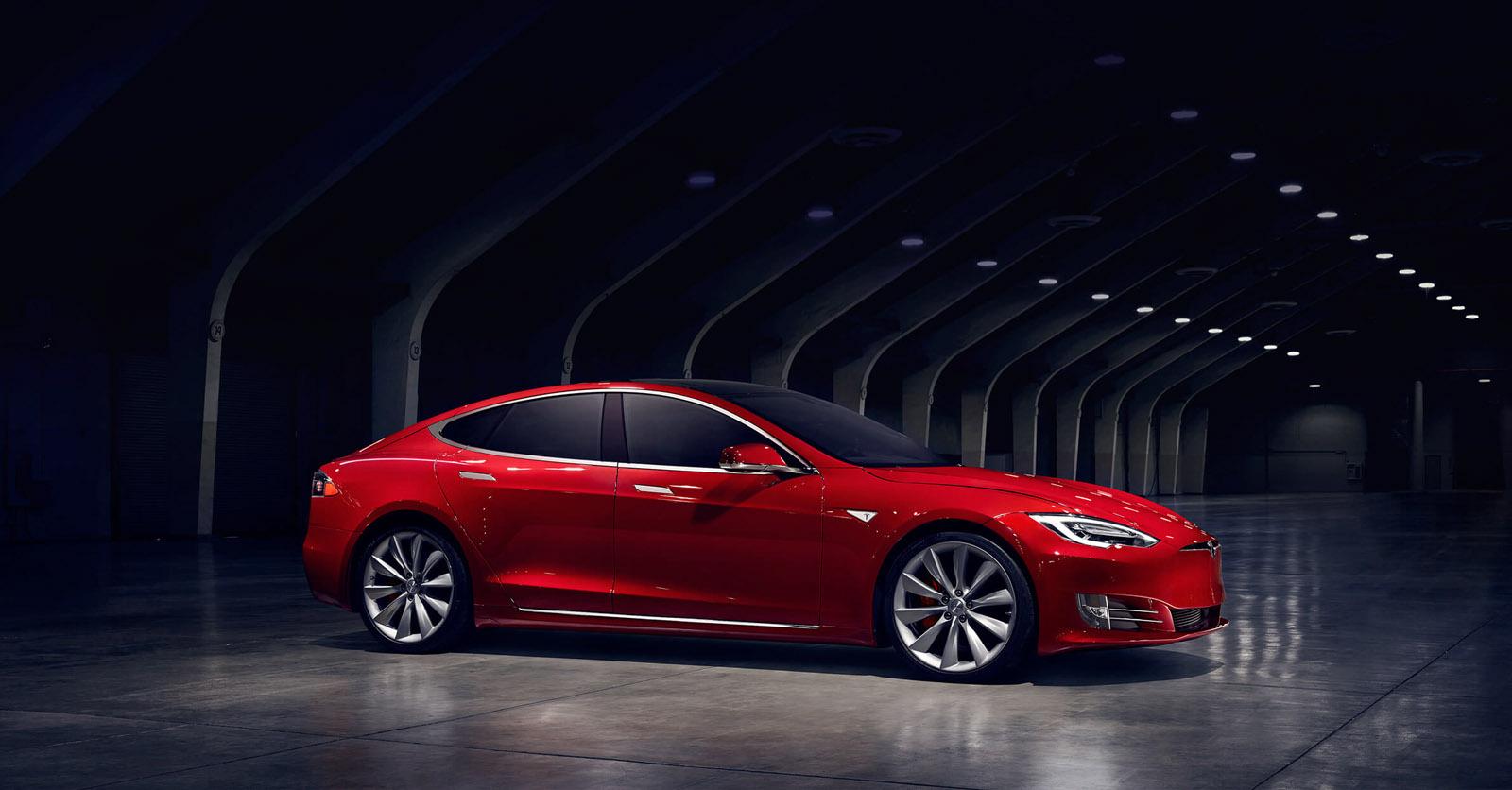 Das schnellste Serienfahrzeug der Welt: Der Tesla P100D 3