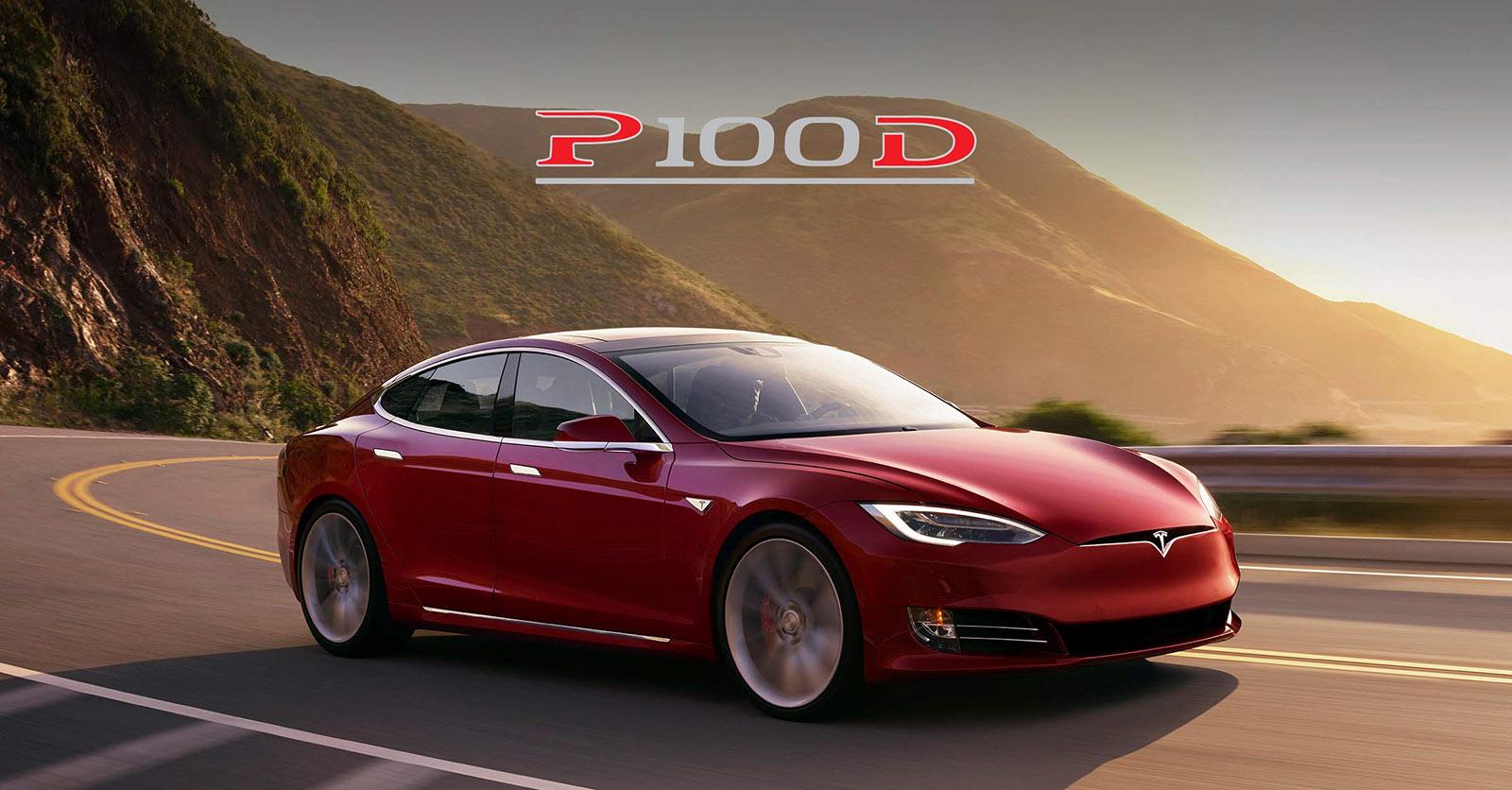 Das schnellste Serienfahrzeug der Welt: Der Tesla P100D 1