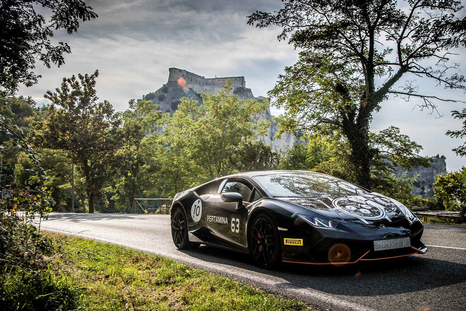 3 Days, 30 Lamborghinis and the Beauty of Italy: The Italian Tour 2016 1
