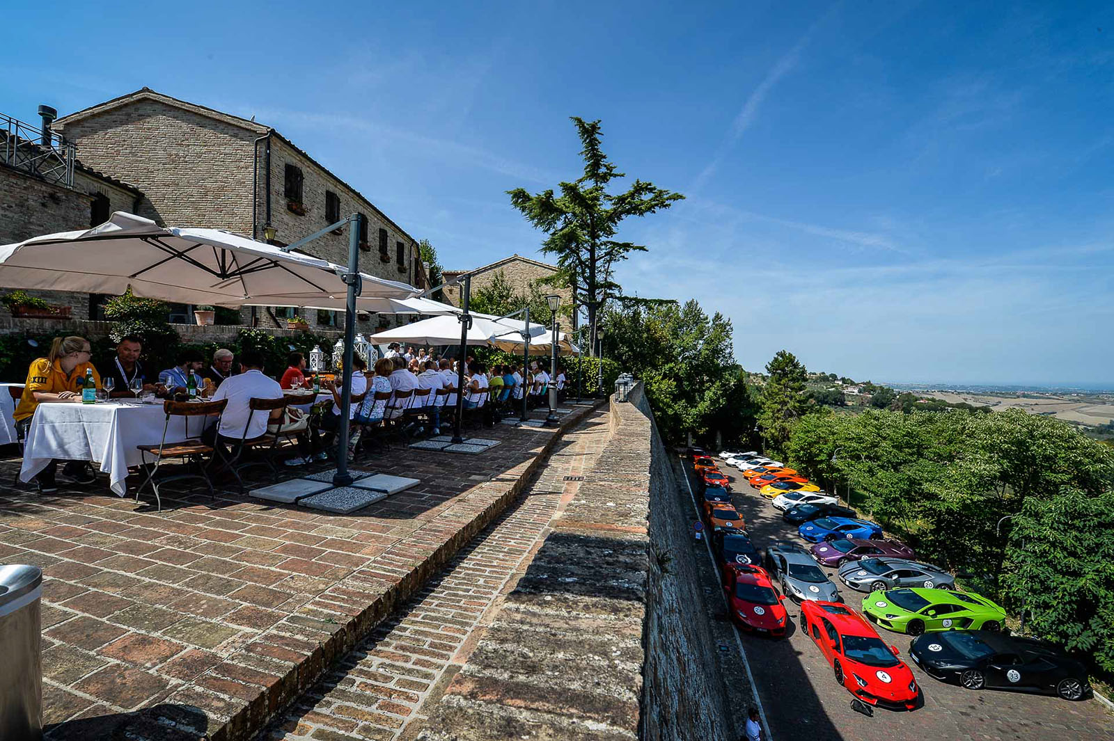 3 Days, 30 Lamborghinis and the Beauty of Italy: The Italian Tour 2016 7