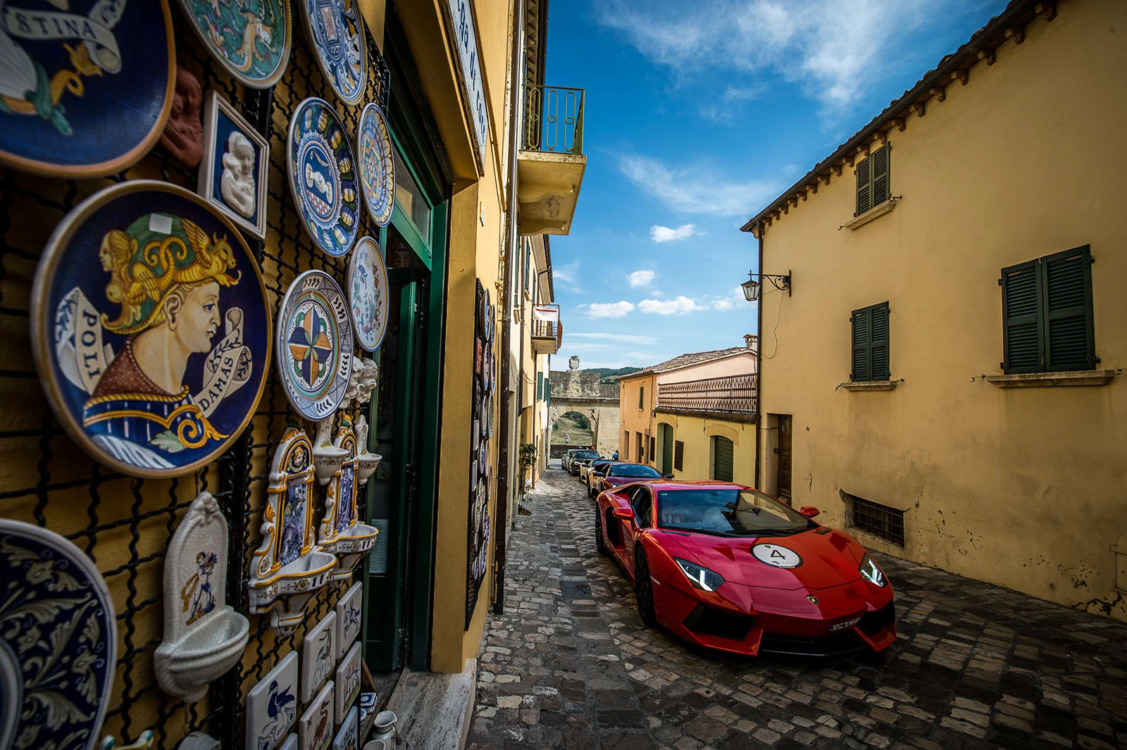 3 Days, 30 Lamborghinis and the Beauty of Italy: The Italian Tour 2016 12