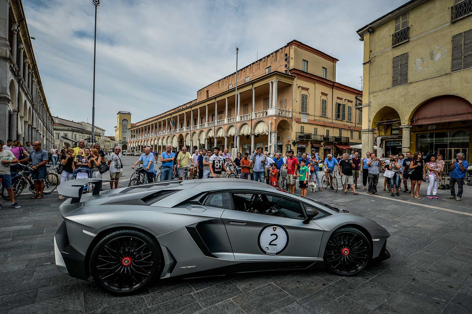 3 Days, 30 Lamborghinis and the Beauty of Italy: The Italian Tour 2016 13