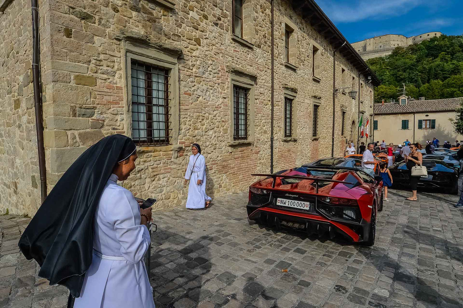 3 Days, 30 Lamborghinis and the Beauty of Italy: The Italian Tour 2016 16