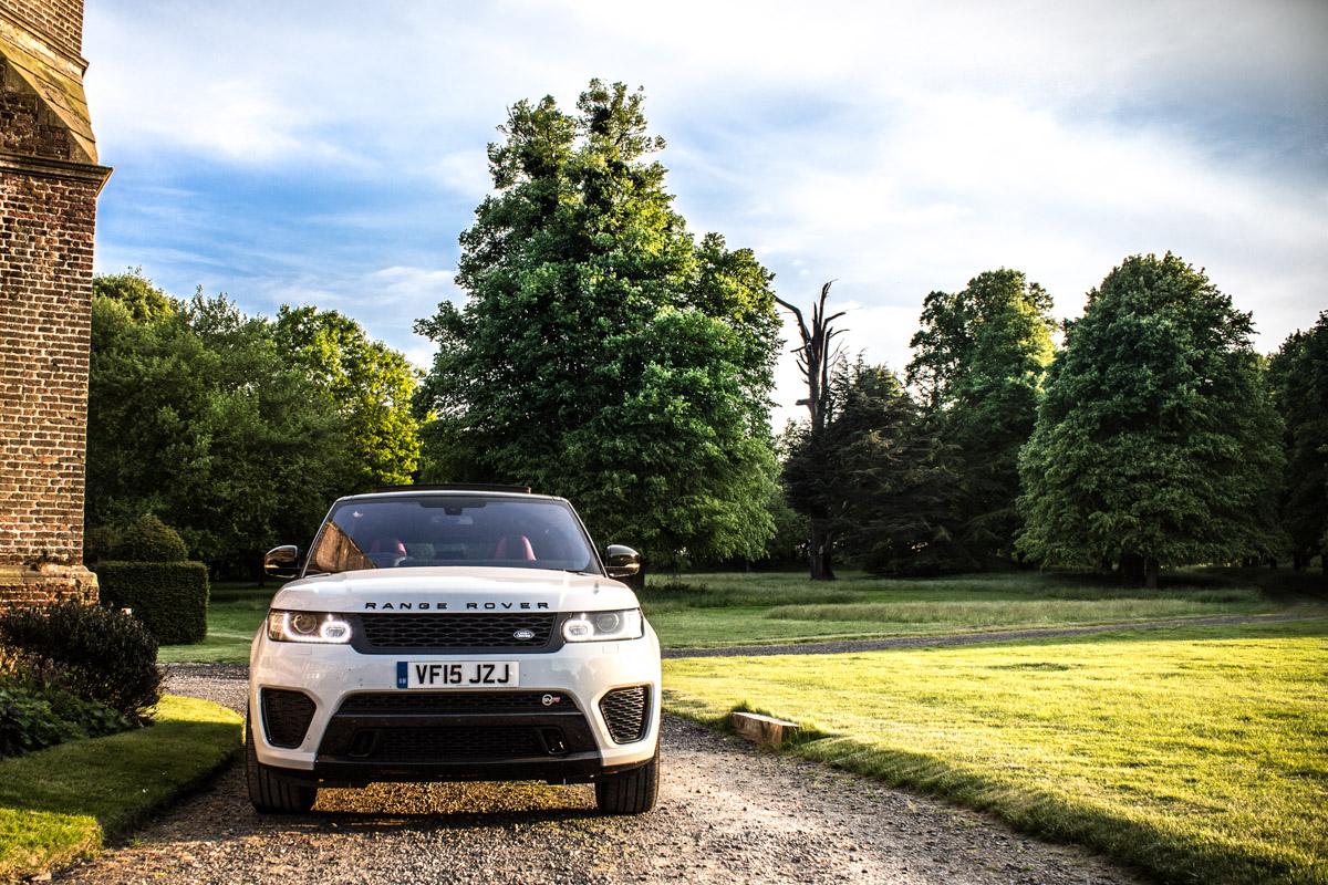 "The ""Special"" Range Rover Sport SVR 6"
