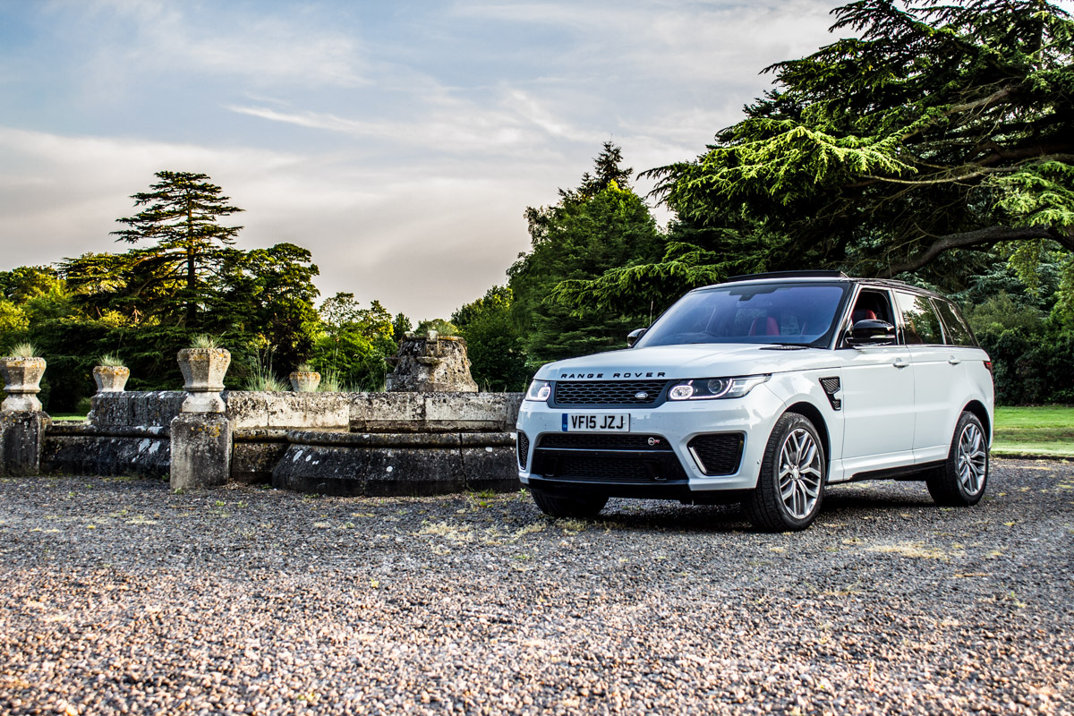 "The ""Special"" Range Rover Sport SVR 2"