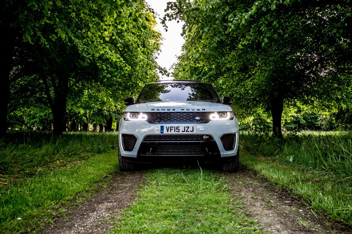 "The ""Special"" Range Rover Sport SVR 3"