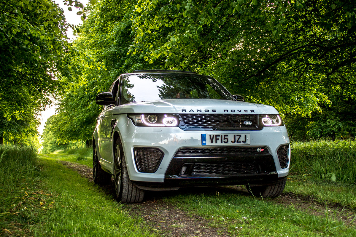 "The ""Special"" Range Rover Sport SVR 5"
