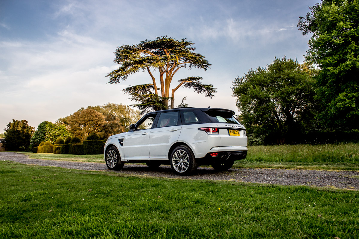 "The ""Special"" Range Rover Sport SVR 7"