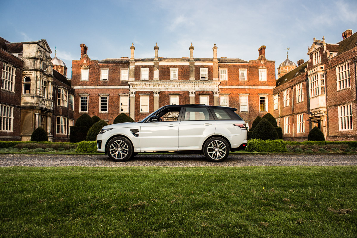 "The ""Special"" Range Rover Sport SVR 1"