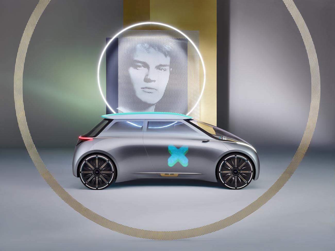 Kleine Zukunftsvision: Der Mini Vision Next 100 7