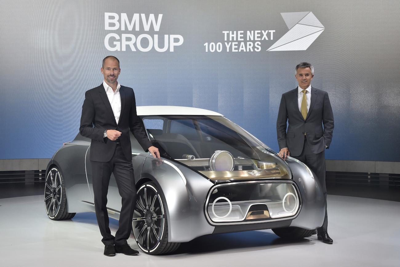 Kleine Zukunftsvision: Der Mini Vision Next 100 6