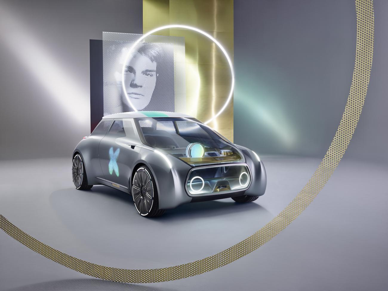 Kleine Zukunftsvision: Der Mini Vision Next 100 5