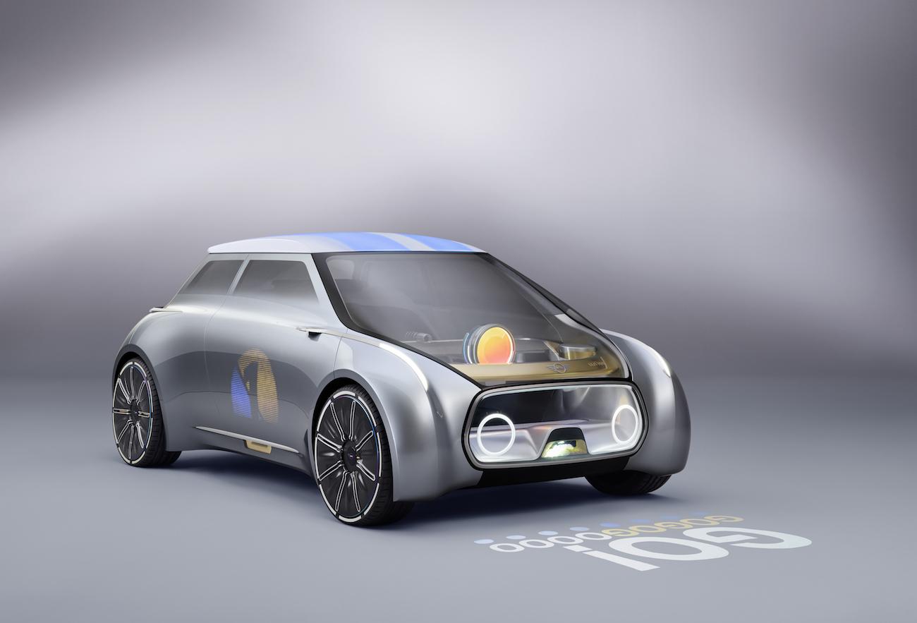 Kleine Zukunftsvision: Der Mini Vision Next 100 1