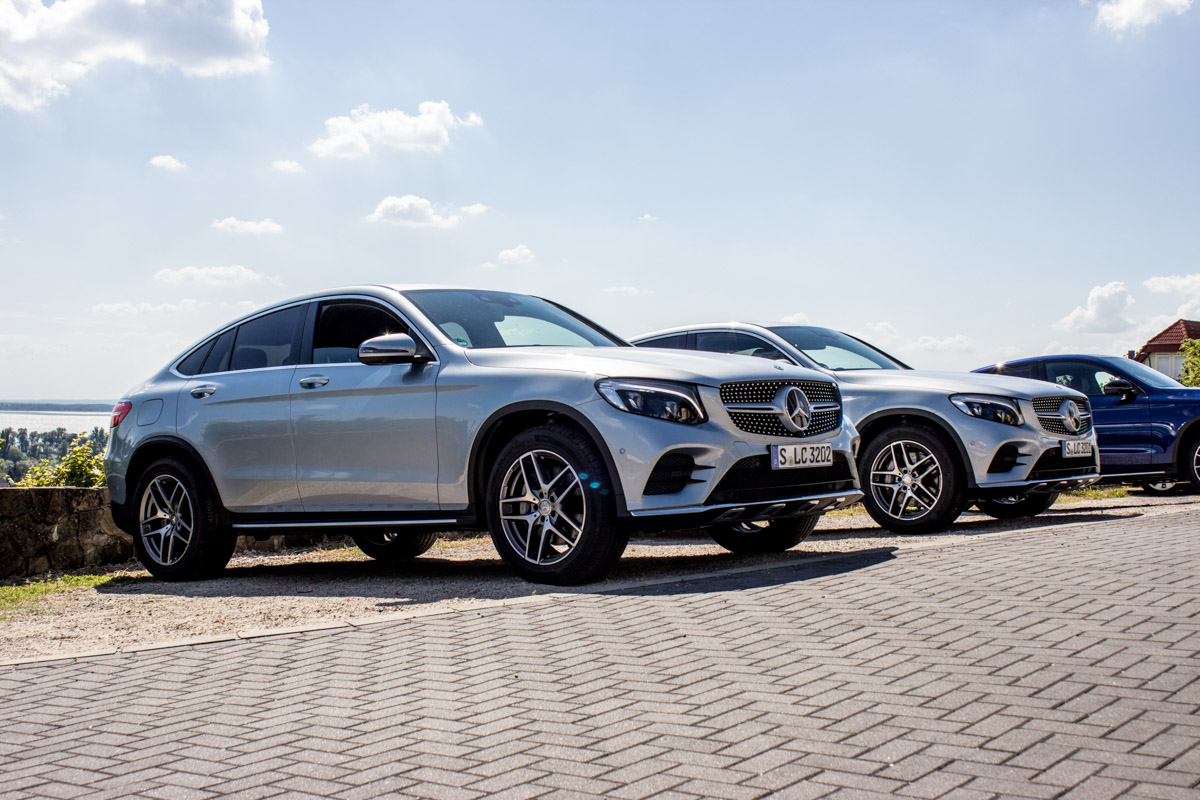 #ChasingStars With Mercedes Benz in the GLC Coupe 10