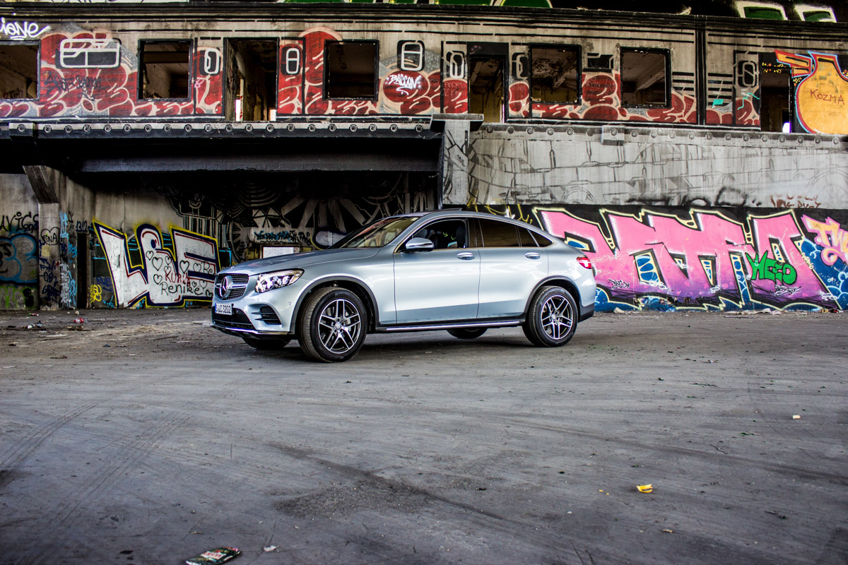 #ChasingStars With Mercedes Benz in the GLC Coupe 3