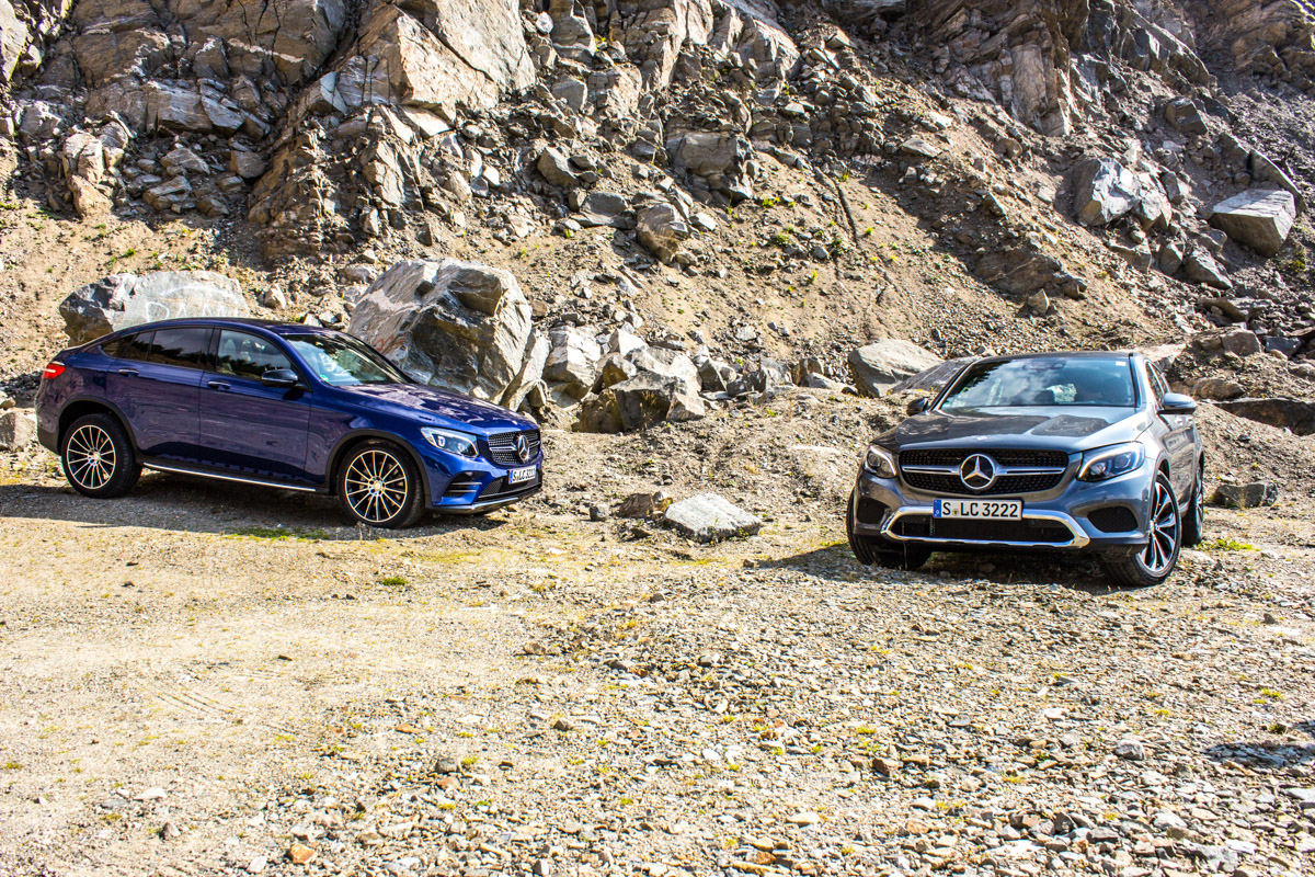 #ChasingStars With Mercedes Benz in the GLC Coupe 5