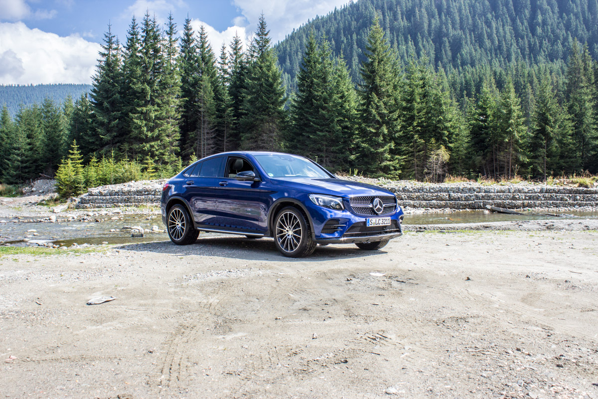 #ChasingStars With Mercedes Benz in the GLC Coupe 7
