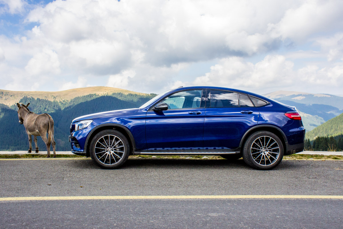 #ChasingStars With Mercedes Benz in the GLC Coupe 4