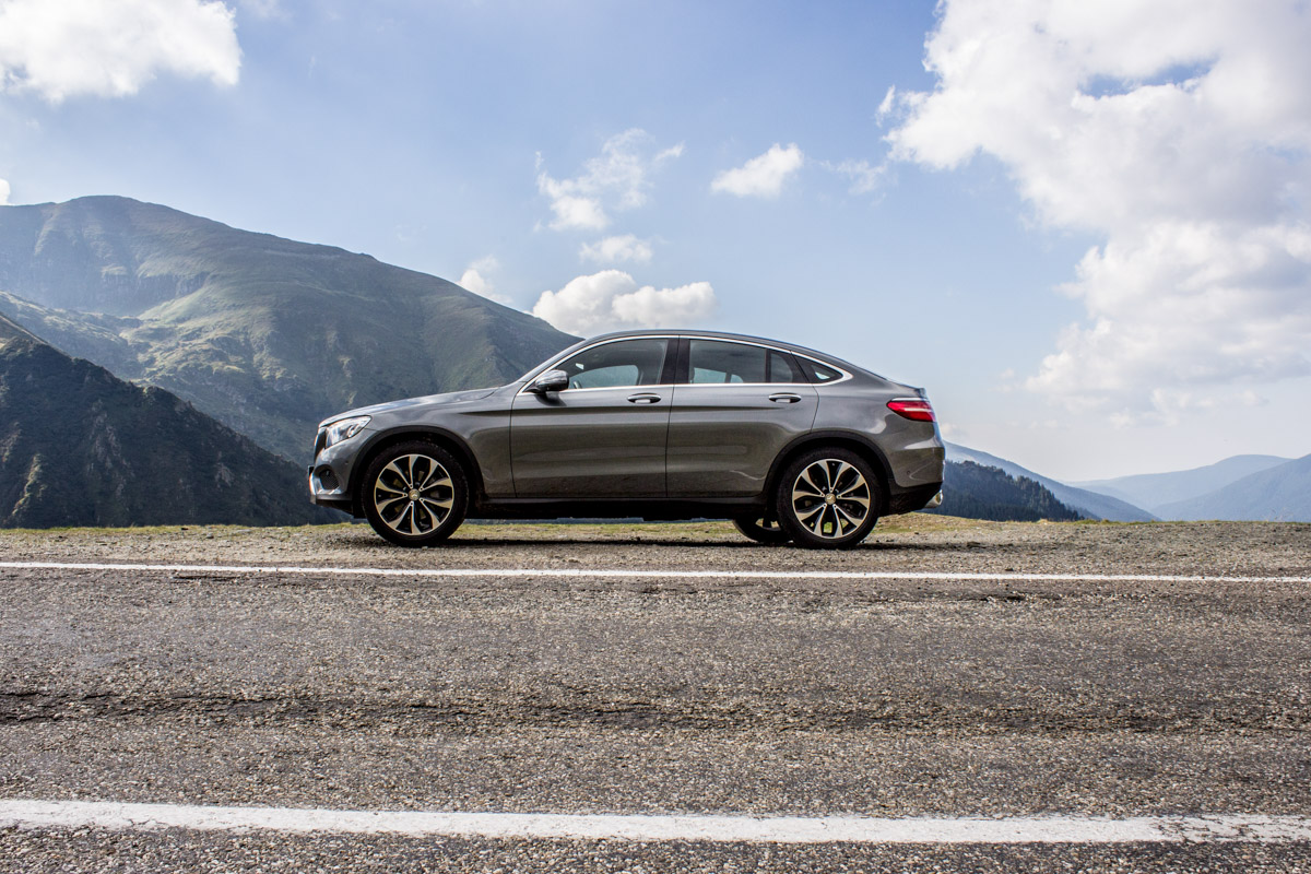 #ChasingStars With Mercedes Benz in the GLC Coupe 2