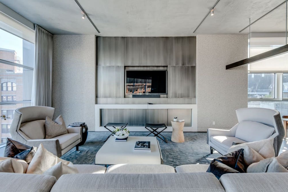Wahnsinns Penthouse mit Rooftop-Pool in NYC 3