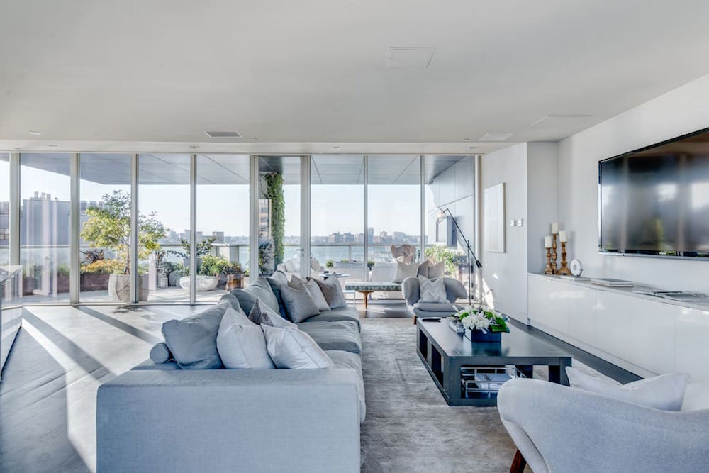 Wahnsinns Penthouse mit Rooftop-Pool in NYC 4
