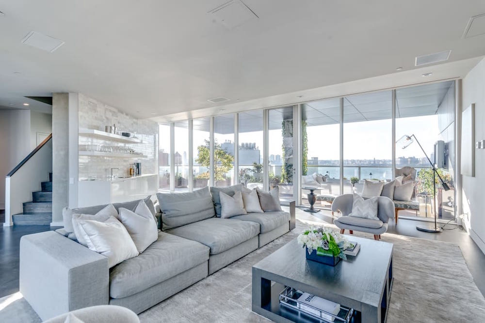 Wahnsinns Penthouse mit Rooftop-Pool in NYC 5