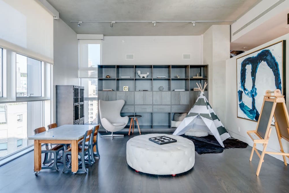 Wahnsinns Penthouse mit Rooftop-Pool in NYC 6