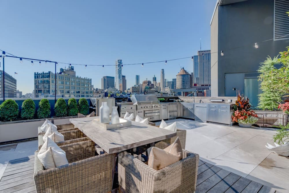 Wahnsinns Penthouse mit Rooftop-Pool in NYC 7