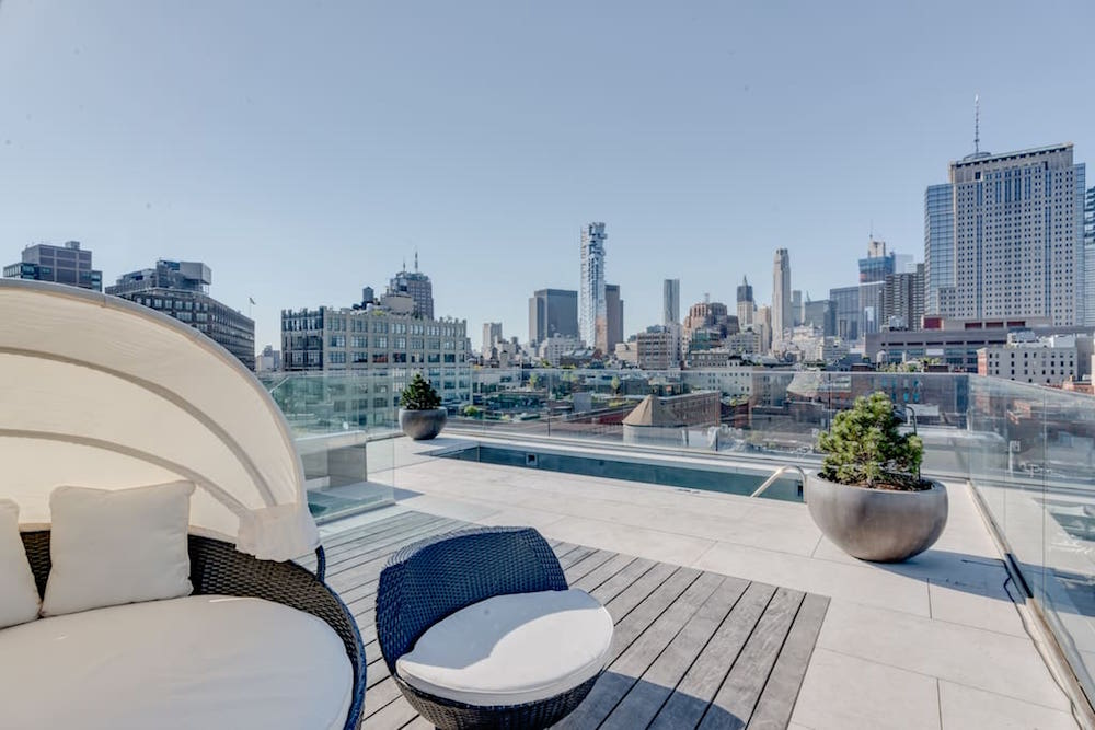 Wahnsinns Penthouse mit Rooftop-Pool in NYC 9