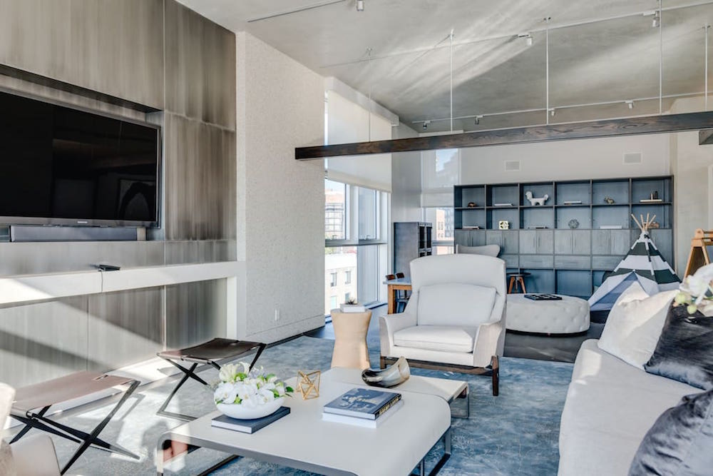 Wahnsinns Penthouse mit Rooftop-Pool in NYC 12