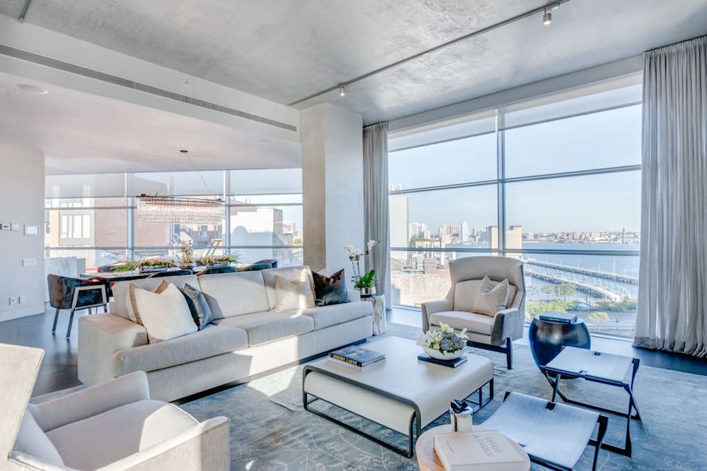 Wahnsinns Penthouse mit Rooftop-Pool in NYC 16