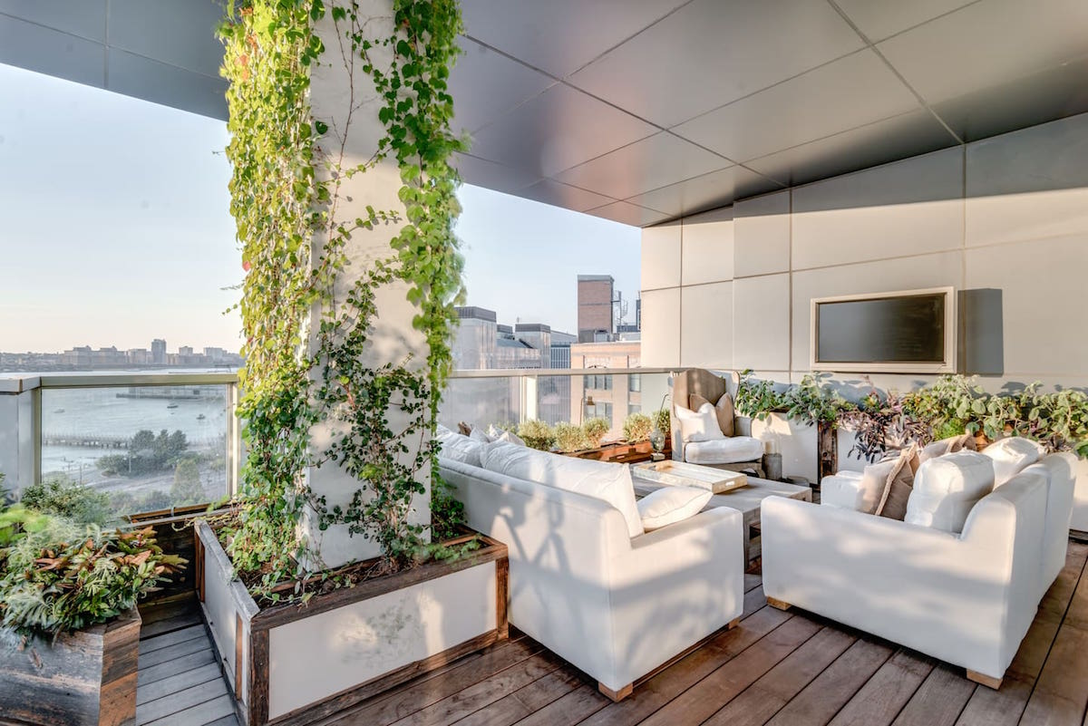 Wahnsinns Penthouse mit Rooftop-Pool in NYC 1
