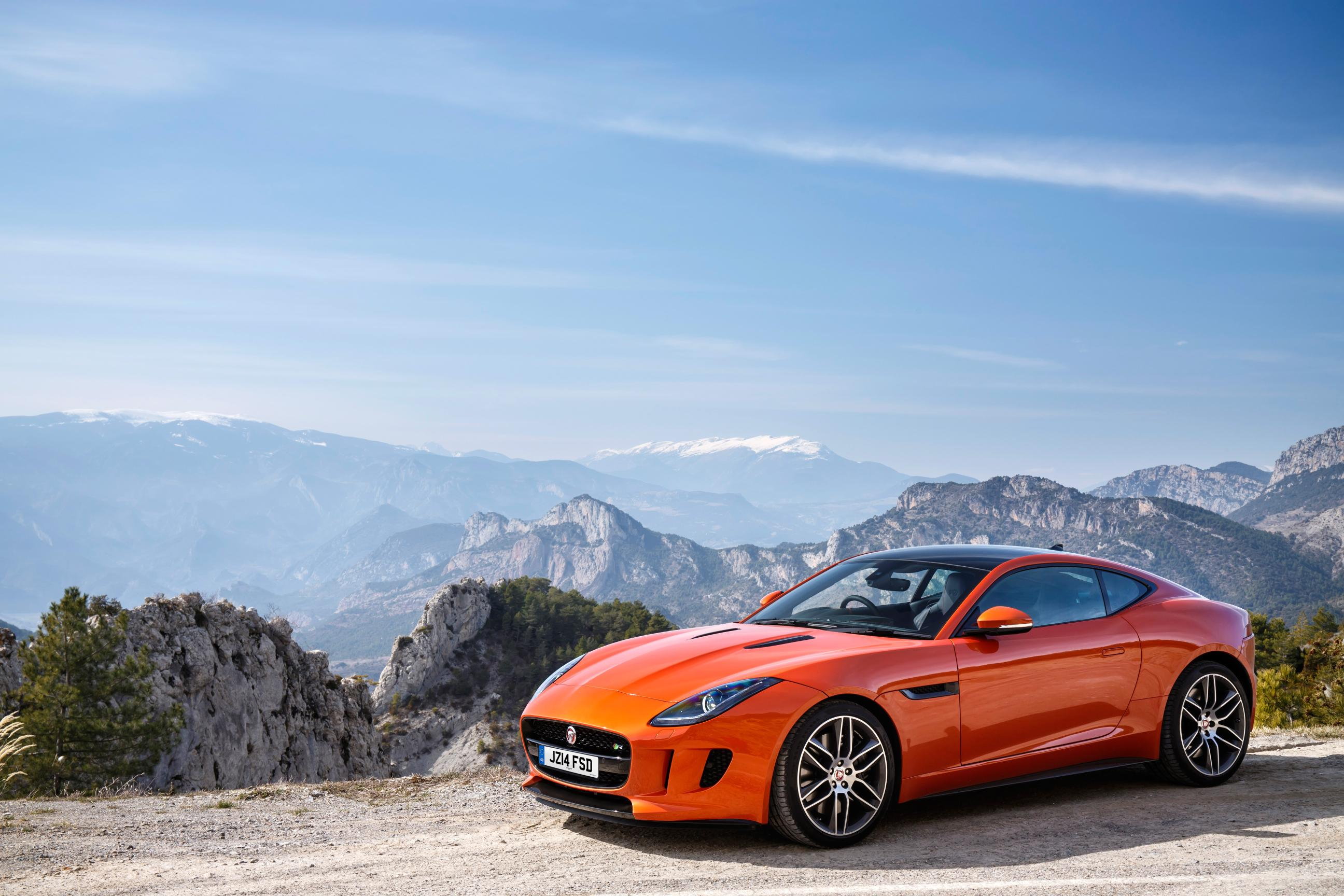 The Angry Cat – Jaguar F-Type R Coupe 10