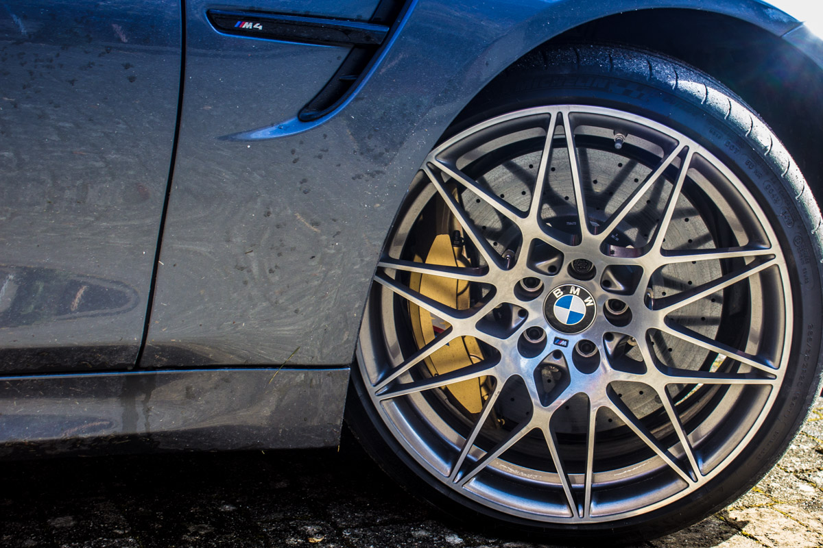 The BMW M4 Competition Pack Pack's a Punch 8
