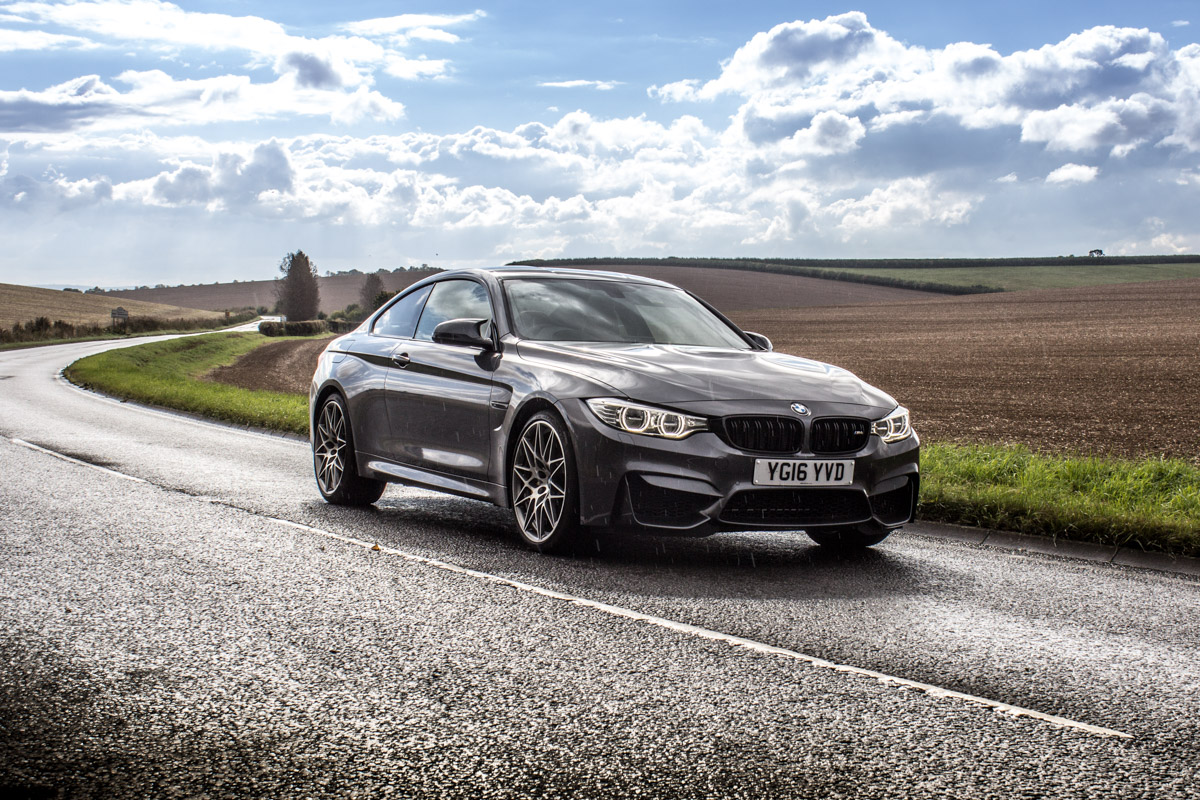 The BMW M4 Competition Pack Pack's a Punch 7