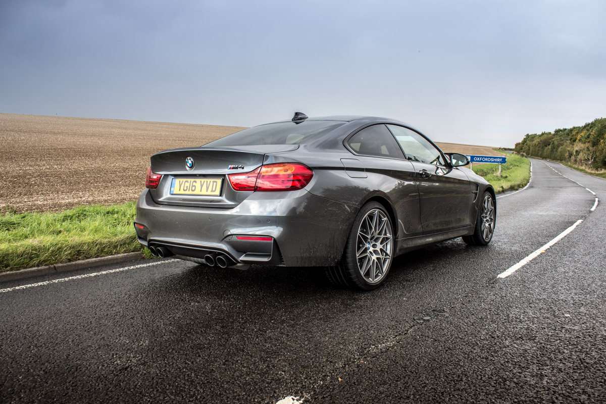 The BMW M4 Competition Pack Pack's a Punch 6
