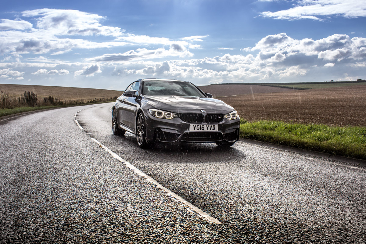 The BMW M4 Competition Pack Pack's a Punch 1