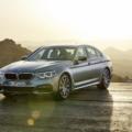 Der Sportler im Business-Outfit: Die neue BMW 5er Limousine