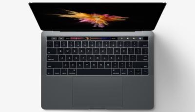 Apple präsentiert MacBook Pro mit OLED Touch Bar und Touch ID