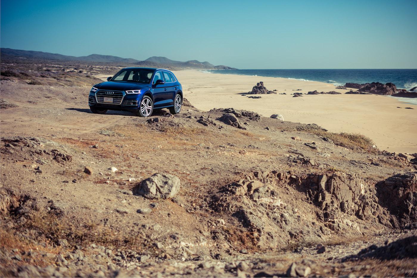 Der neue Audi Q5: Erste Probefahrt unter der mexikanischen Sonne 7
